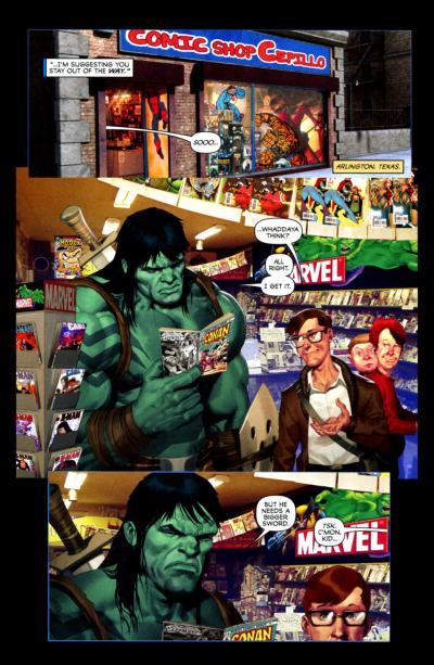 Incredible Hulk #602