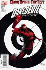 Daredevil: The List