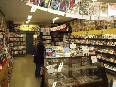 Legends Comics & Books