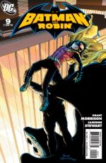 Batman and Robin #9