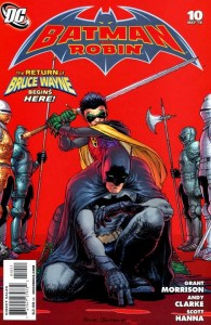 Batman and Robin #10