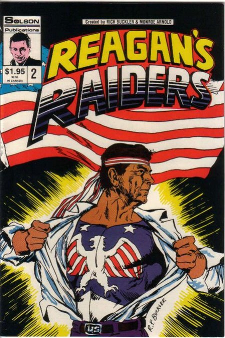 reagan's raiders