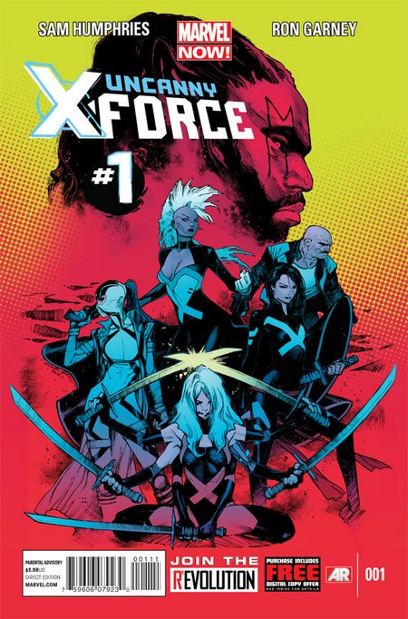 Coipel uncannyxforce